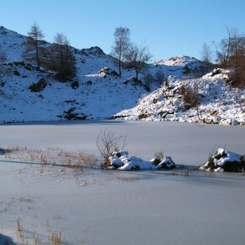Tarn On Holme Fell