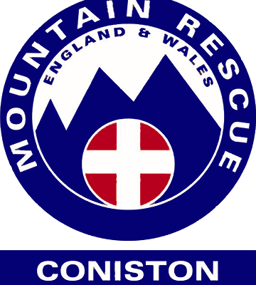 Coniston Moutain Rescue Team Logo