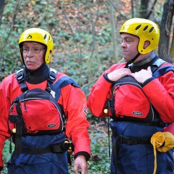 CMRT rescue team