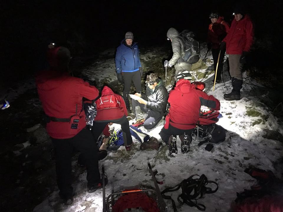 Windy Gap Rescue